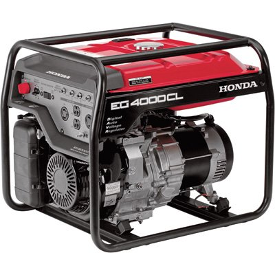 Honda 4,000 Watt Gas Powered Home RV Portable Generator EG40