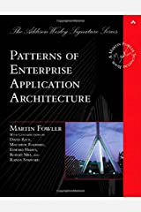 Patterns of Enterprise Application Architecture Hardcover