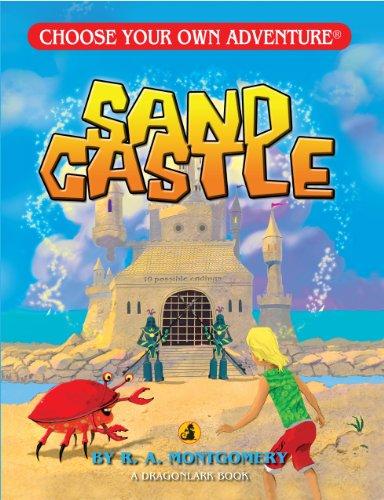 Sand Castle Choose Your Own Adventure Dragonlarks