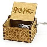 Caixinha Caixa De Musica Harry Potter - Pronta Entrega