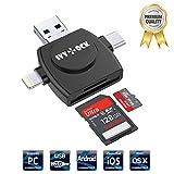 SDHC SDXC & Micro SD Card Reader - IVYOCK Memory