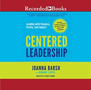 Centered Leadership Audiobook