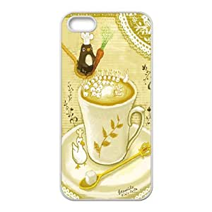 Cute Penguins Case Cover Best For Apple Iphone 5 5S Cases KHR-U546704