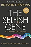 The Selfish Gene: 40th Anniversary Edition (Oxford Landmark Science Series)