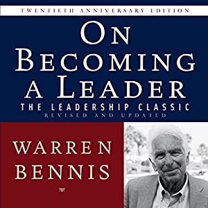 On Becoming a Leader Audiobook