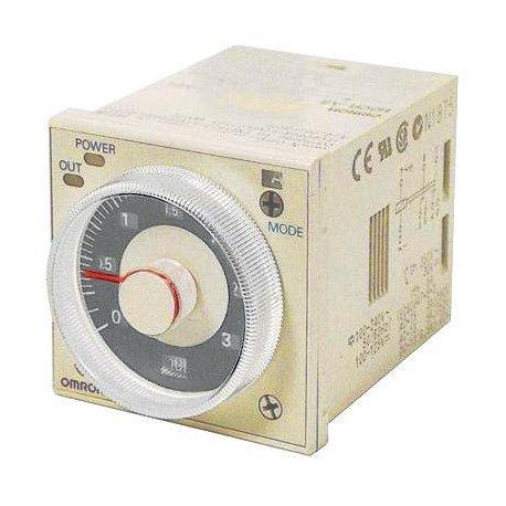 - Time Delay Relay, 120VAC, 5A, DPDT, Socket