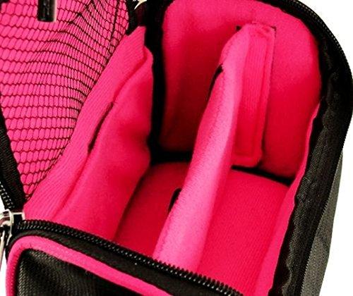 Black Baby Bolso Mujer Pink Hot With Trims Pink para Negro amp; Jet al Hombro Black TGC 6zwxdIOqYz