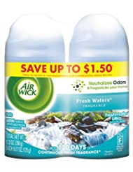 Air Wick Freshmatic Automatic Spray Refill Air Freshener, Fre...