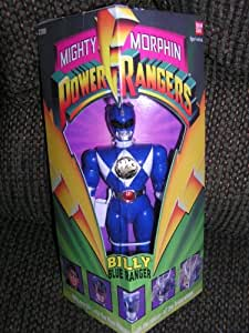 Amazon Com Original Mighty Morphin Power Rangers Billy