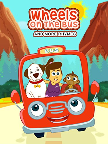 Limited Wheels - Wheels On The Bus and more Rhymes