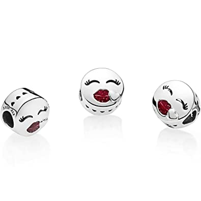 Pandora Women Silver Bead Charm - 796561EN152 mHMd1ldg
