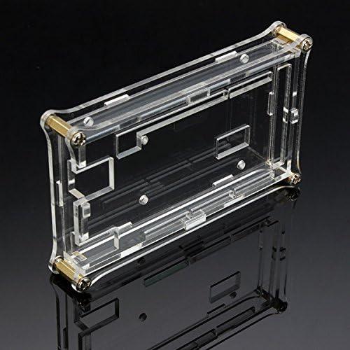 ROUHO 5Pcs Caja De Acrílico Transparente para Arduino Mega2560 R3 Módulo De Placa: Amazon.es: Hogar