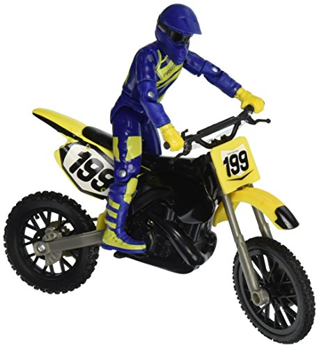 MXS New Spring 2018: Motocross Sound FX Bike & Rider Series 11 - Travis Pastrana by Jakks Pacific Action-Figure-Playsets