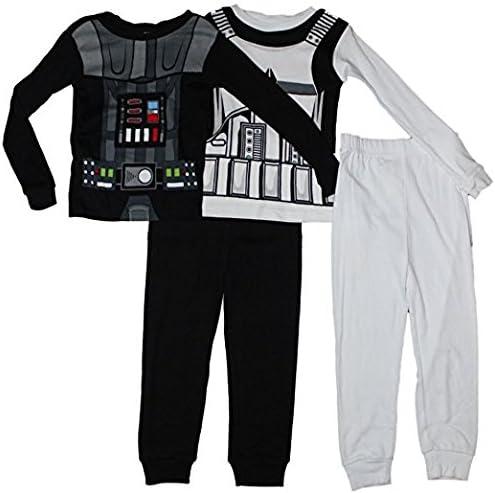 Star Wars Vader and Trooper Boys Pajamas 2-Pack 4-10