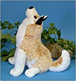 Wishpets Stuffed Animal - Soft Plush Toy for Kids - 13'' Howling Coyote