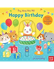 Happy Birthday: Sing Along with Me!
