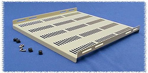 Racks & Rack Cabinet Accessories 19 x 21 VENTED SHELF by Hammond Manufacturing