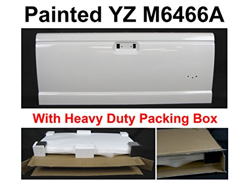 Flareside Tailgate Painted in OXFORD WHITE YZ M6466A FO1900117 For 93-05 FORD RANGER FLARESIDE