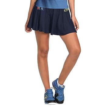 Bull padel Zaza Falda, Mujer, Azul (424), XL: Amazon.es: Deportes y aire libre