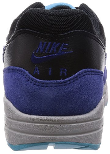 Nike Women's Air Max 1 Essential Running Shoes Blk/Dp Ryl Bl-td Pl Bl-pr Pltn free shipping official eruaR