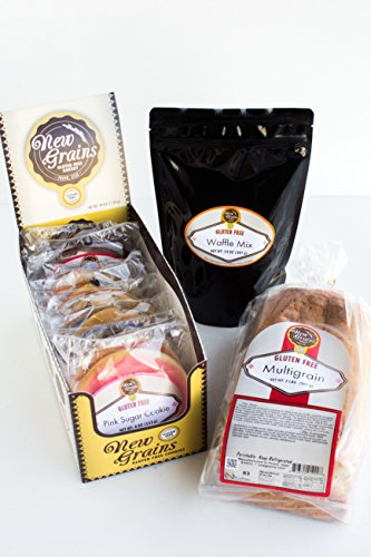 gluten free food care package - 3