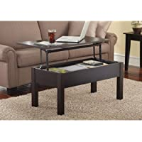 Deals on Mainstays Lift-Top Coffee Table
