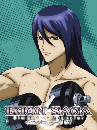 Animation - Ixion Saga Dt 6 [Japan DVD] PCBG-52176