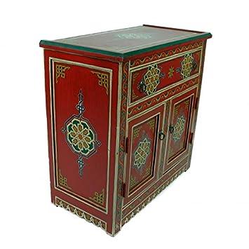Casa Moro Kommode Sideboard Orientalisch Wohnzimmer Schrank Holz