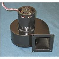 Whitfield Quest Pellet Stove - Room Air Convection Blower Fan - PP7302 G 13646109, 13626109