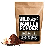 Wild Foods Wild Vanilla Powder All-Natural Non-GMO Raw (1 ounce)