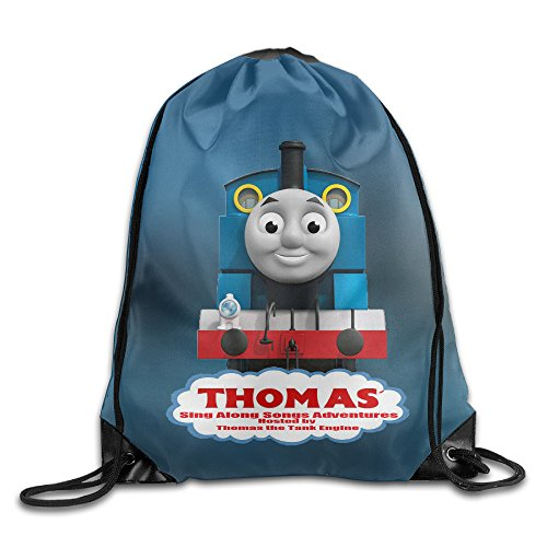 Drawstring Backpack Bag Thomas And Friends (Thomas And Friends The Great Race Gina)