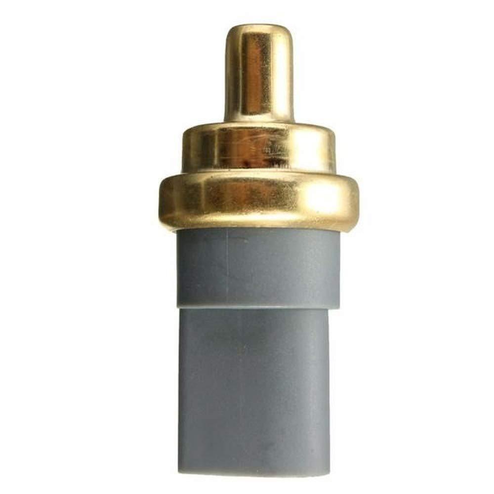 K/ühlmittel-Temperatur-Sender 2-polig 06A919501A f/ür Skoda Fabia Octavia