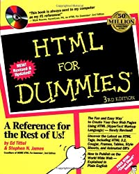 Image of the product HTML For Dummies that is listed on the catalogue brand of Brand: For Dummies.