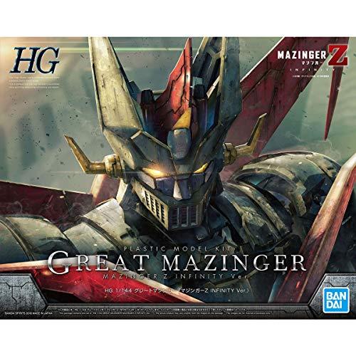 Mazinger Z Great Mazinger (Mazinger Z Infinity Ver.), Bandai HG 1/144