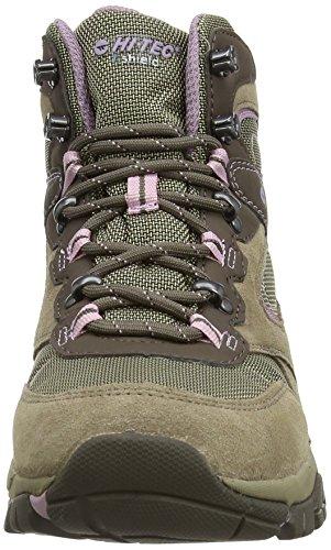 Hi-Tec Altitude Lite I Wp - Zapatillas de senderismo Mujer Beige (Light Taupe/Dune/Elderberry 042)
