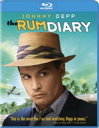 Blu-ray : The Rum Diary (Widescreen, Dolby, AC-3, )