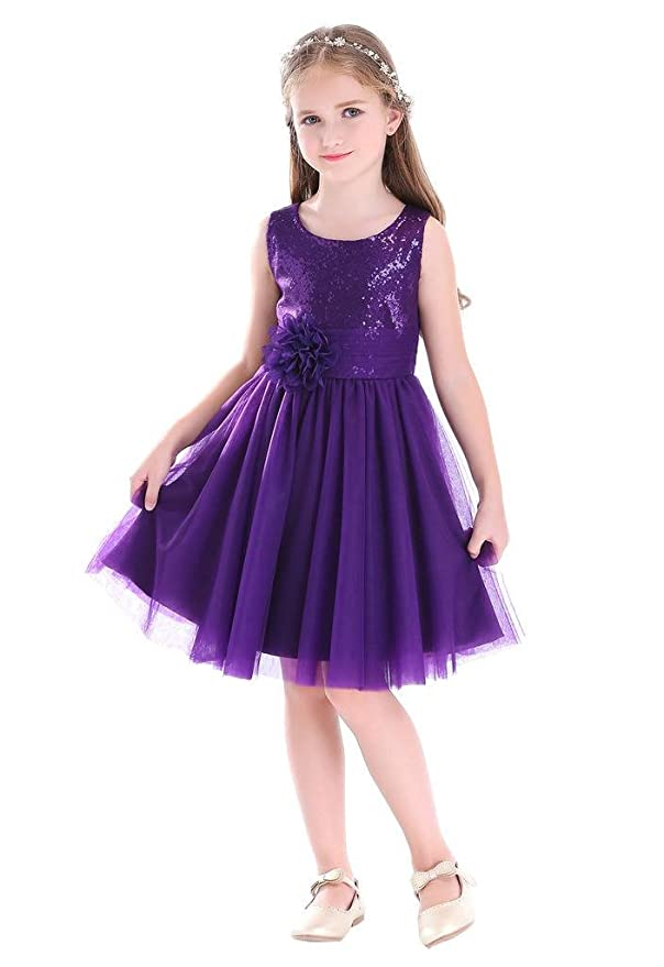 Bowdream Flower - vestido de fiesta de cumpleaños para niña, de ...