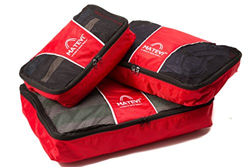 Matevi Travel Organizer & Space Saver Maximizer Packing