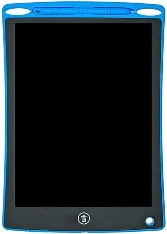 キッズ大人10インチ用LCDライティングタブレットカラフルなデジタルEwriter電子ポータブルボード手書き ペン&タッチ マンガ・イラスト制作用モデル (Size : Blue)