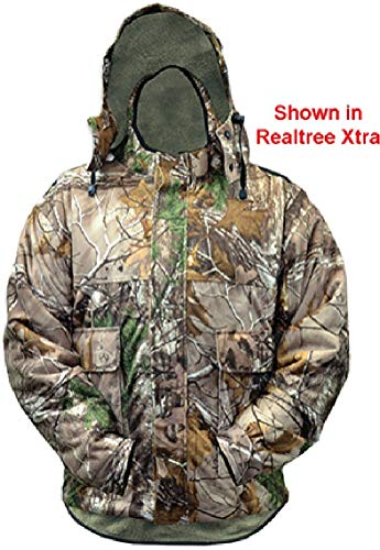 Rivers West Men's Hunting Waterproof Ambush Jacket, X-Large, Mossy Oak Break ()
