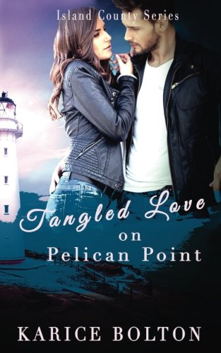 book cover of Tangled Love on Pelican Point
