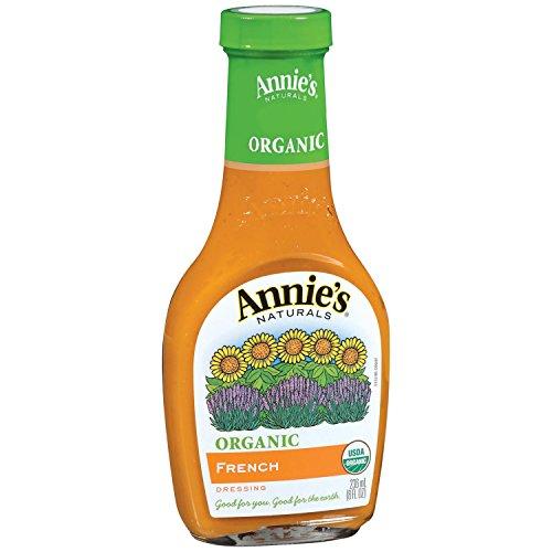 (Annie's Organic Gluten Free French Dressing 8 fl oz Bottle)