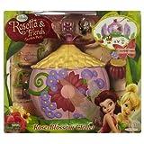 Disney Fairies Rosetta & Friends Garden Party Rose Blossom Chalet Playset