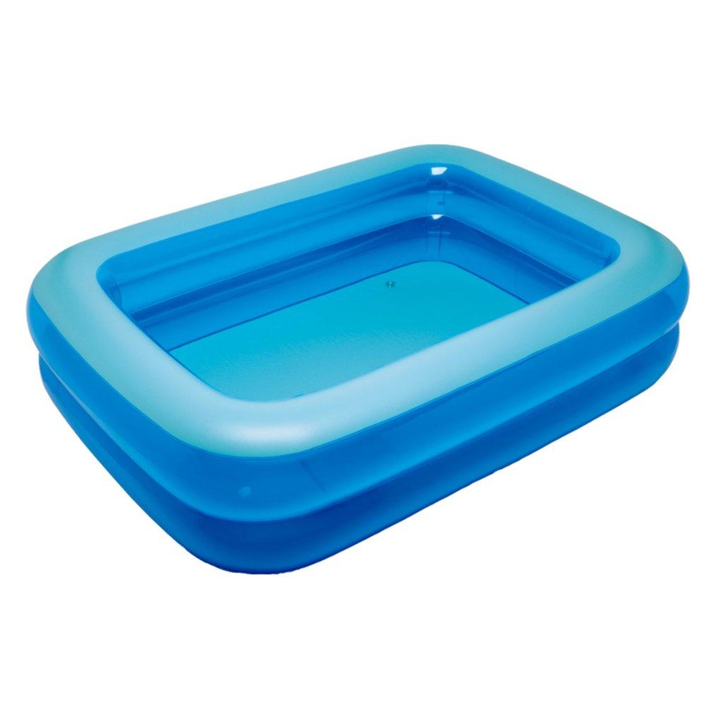 Grüne Quadrat Luxus aufblasbare Schwimmbecken/Kinderplanschbecken/Family Pool-A
