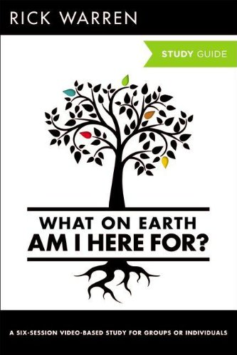 (What On Earth Am I Here For? Study Guide with DVD (The Purpose Driven Life))
