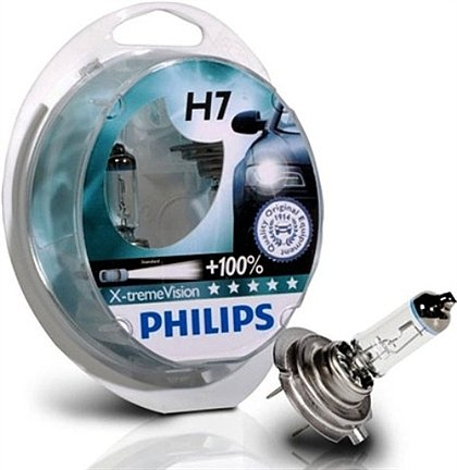 Philips - X-Treme видение H7 (пара)