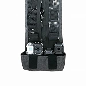 RollPro Mini - The Original Organizer for GoPro. Made in California.