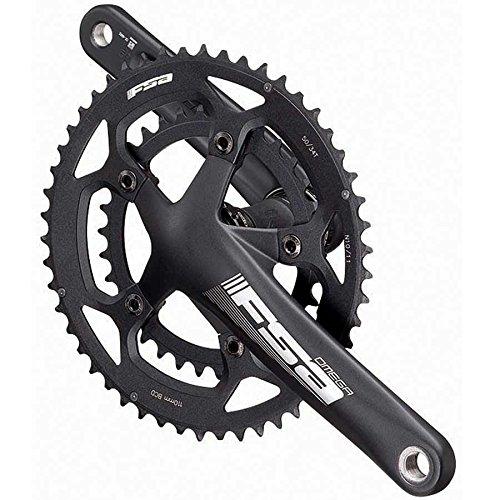 (FSA Omega Compact Megaexo 11-Speed Road Bicycle Crankset - 34/50-330-20 (34/50 165))