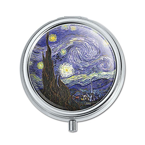 Starry Night Vincent Gogh Trinket