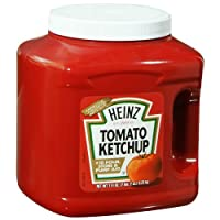 Deals on Heinz Tomato Ketchup, 114 oz Jug